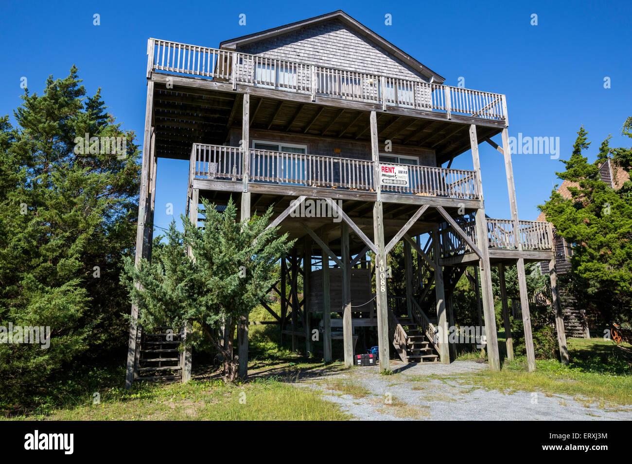 Admirable Outer Banks Avon North Carolina House Near The Beach Interior Design Ideas Pimpapslepicentreinfo