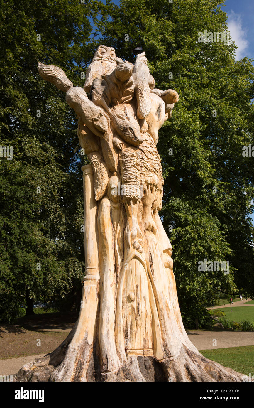 Chainsaw carving stock photos & chainsaw carving stock images alamy