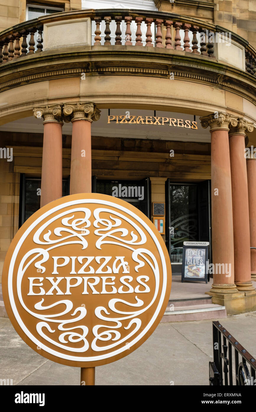 Pizza Express Signage Stock Photos Pizza Express Signage