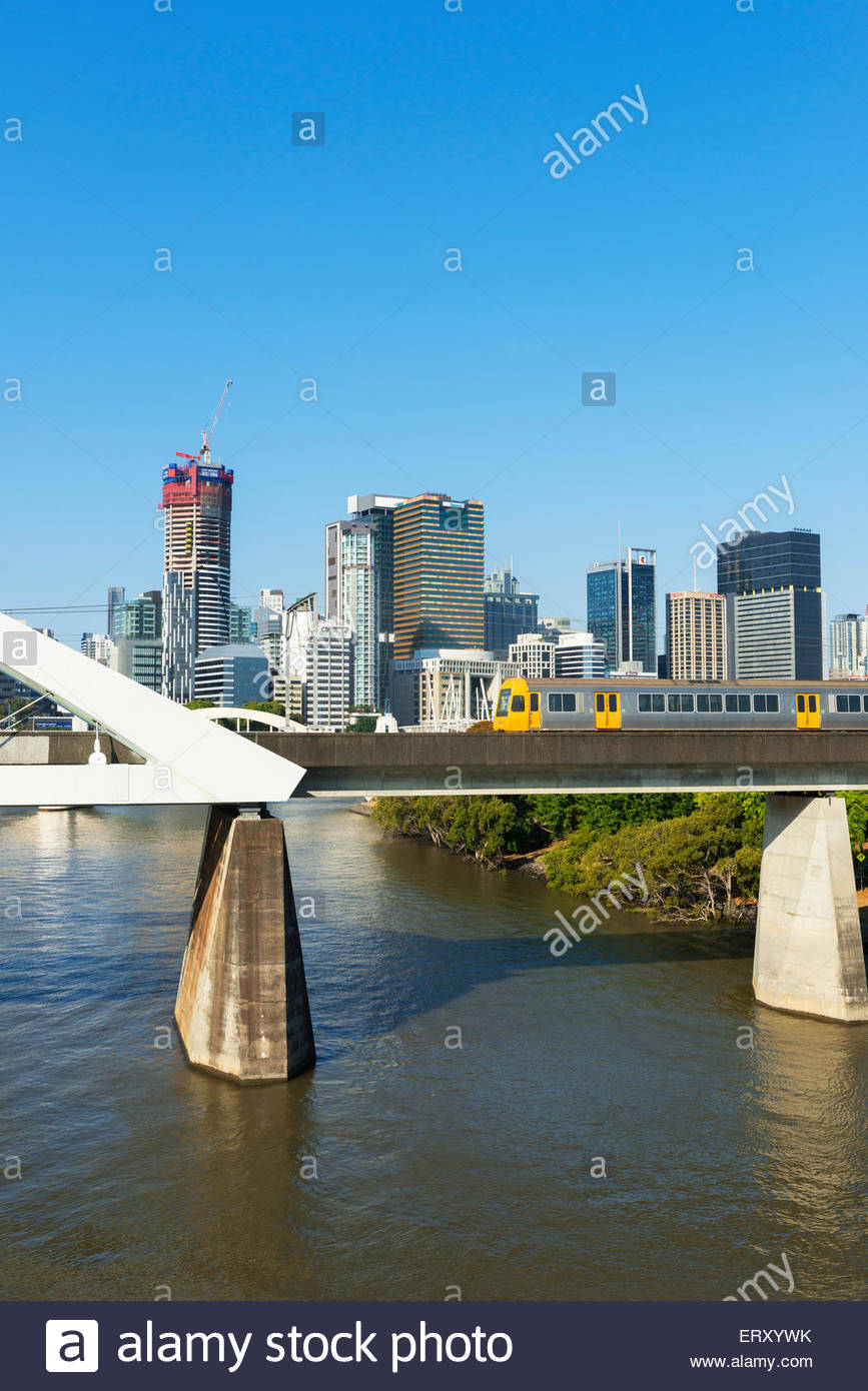 Brisbane, Queensland, Australia, - Stock Image