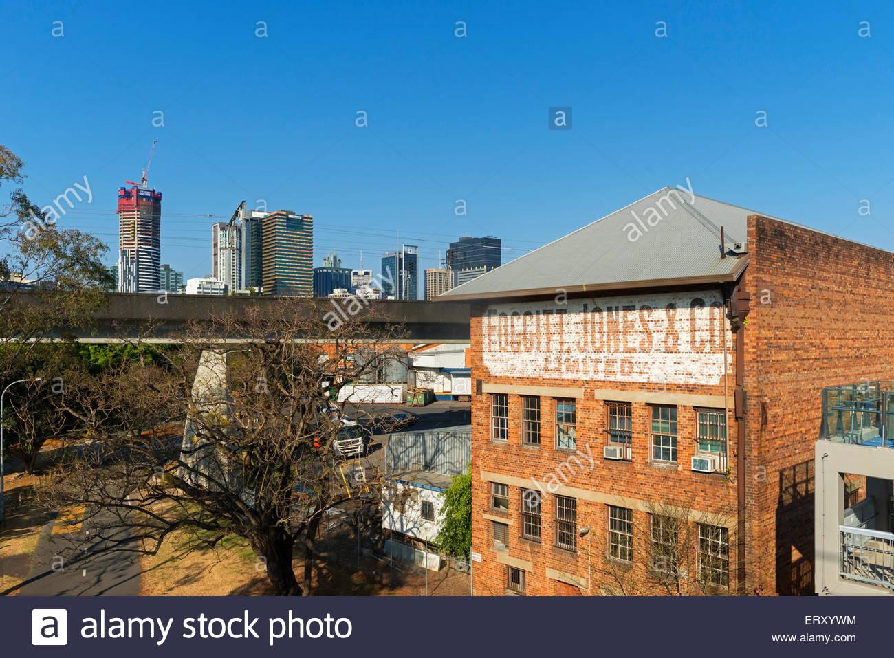Brisbane, Queensland, Australia, Australasia - Stock Image