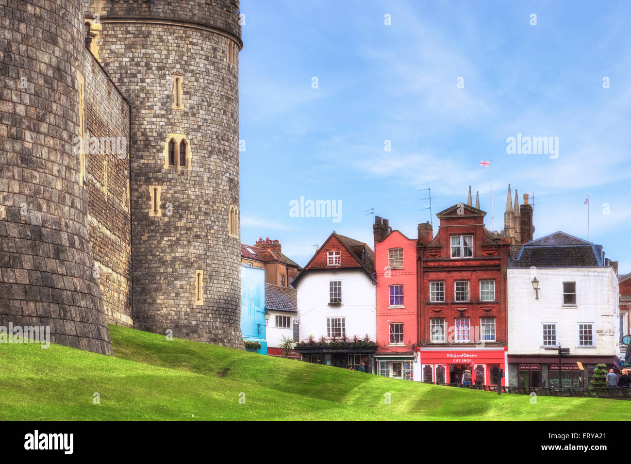 Windsor, Berkshire, England, United Kingdom - Stock Image