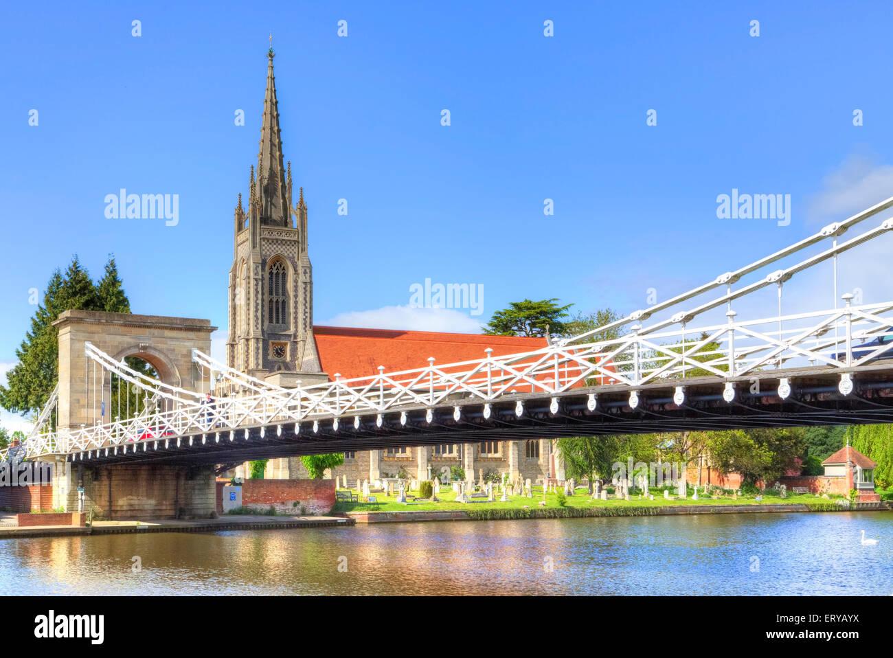 Marlow, Buckinghamshire, England, United Kingdom - Stock Image