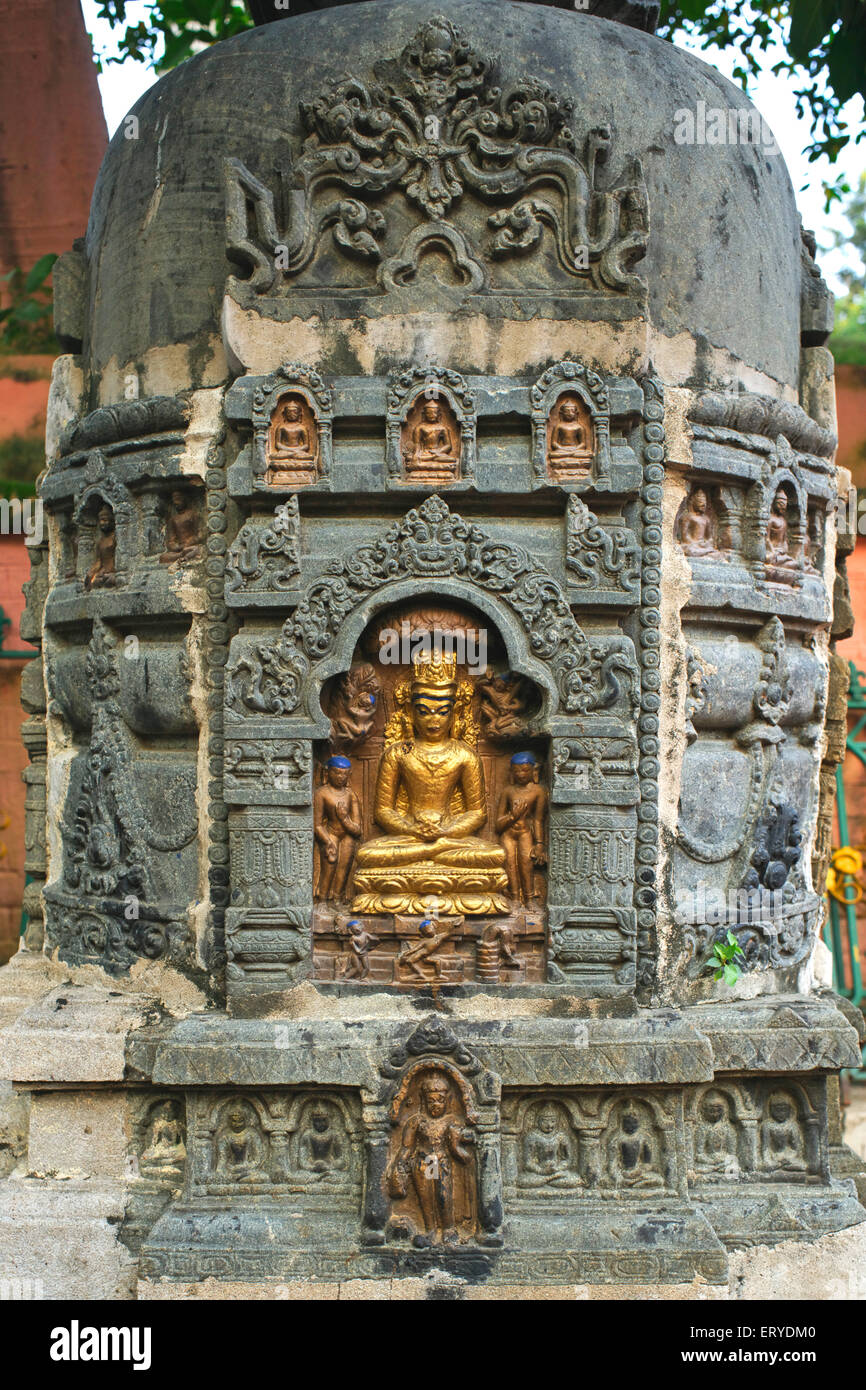 Birth Place Of Buddhism Bihar India: Gautam Buddha Stock Photos & Gautam Buddha Stock Images