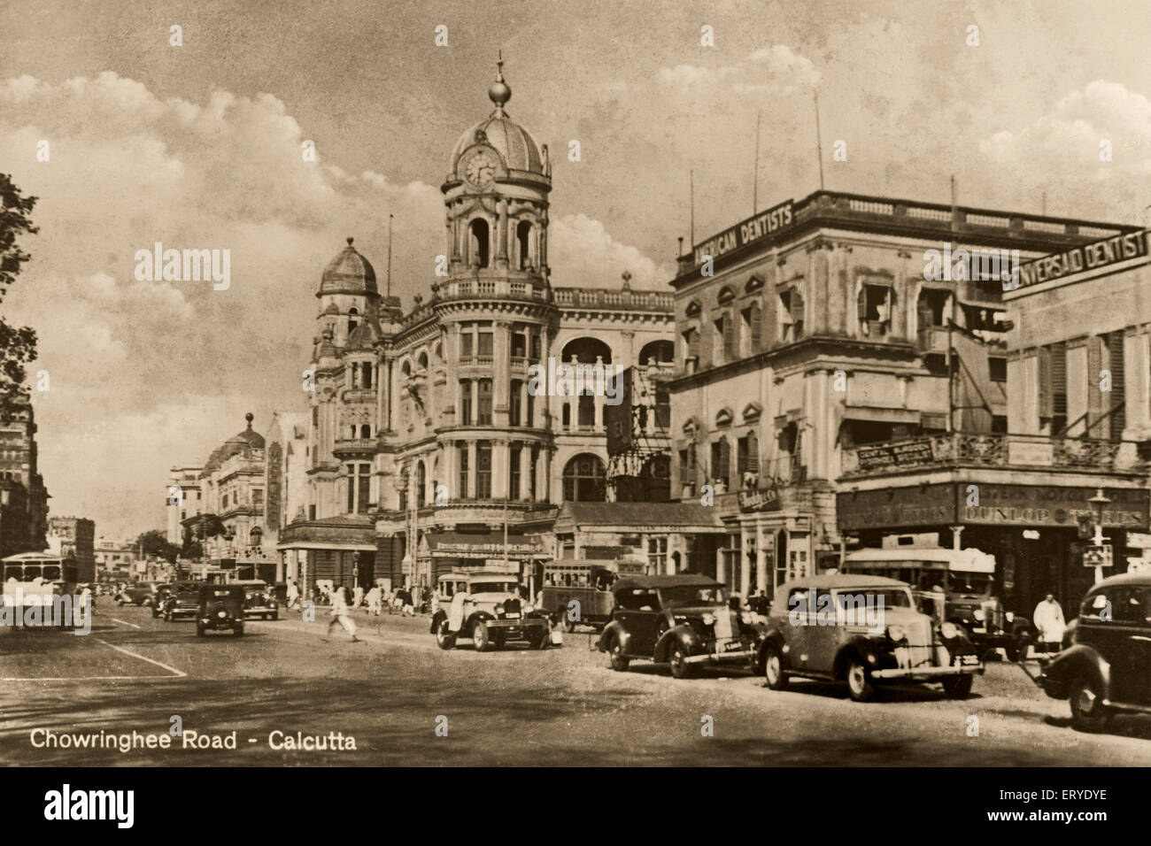 Old Kolkata Buildings