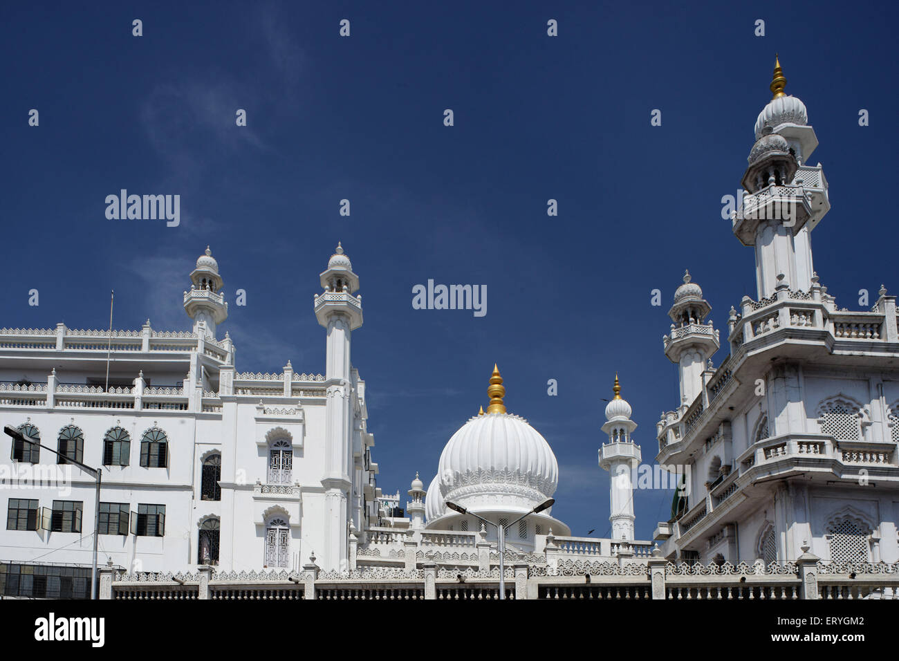 Jama masjid ; Bangalore ; Karnataka ; India - Stock Image