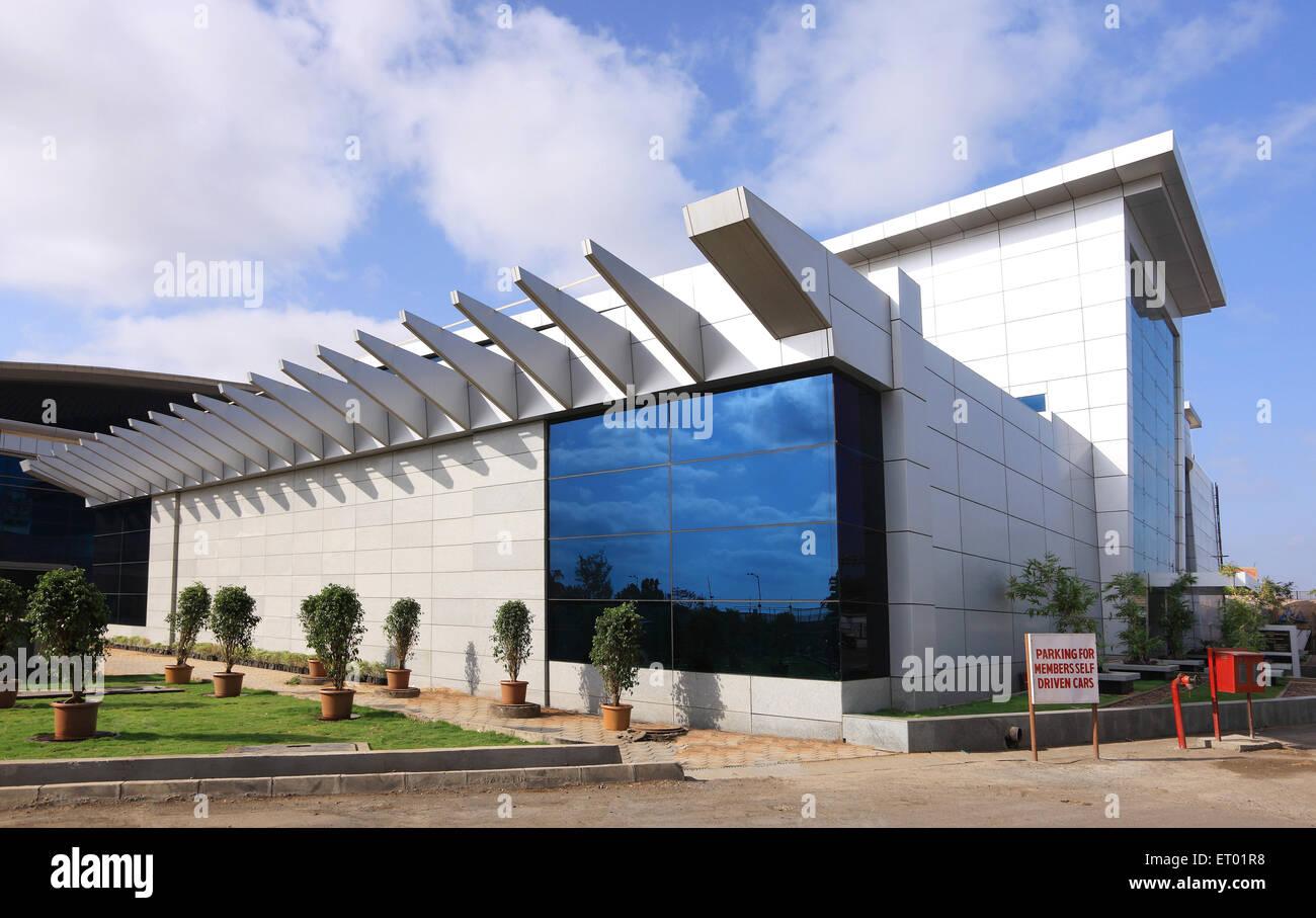 National sports club of india nsci ; Worli ; Bombay Mumbai ; Maharashtra ; India - Stock Image