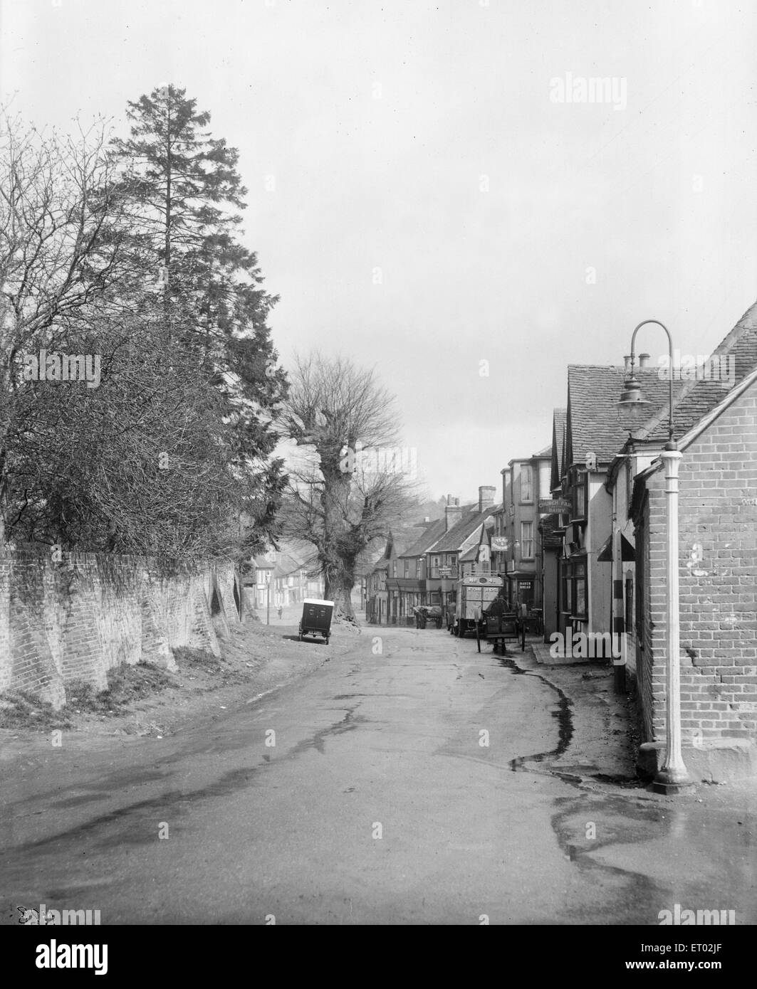 Plumtree, Chalfont St Giles Circa February 1929 - Stock Image