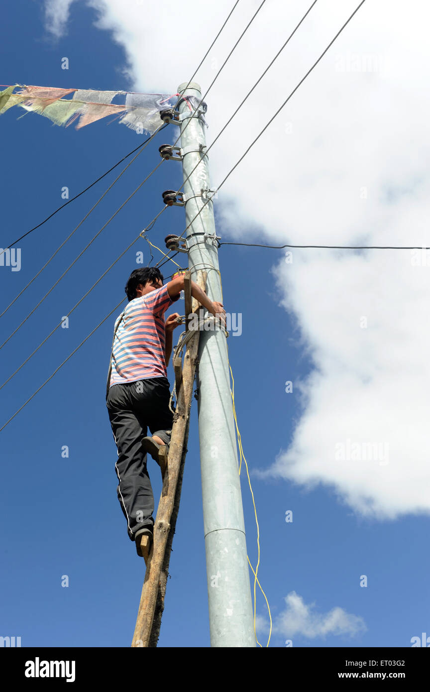 Electric Pole Stock Photos & Electric Pole Stock Images - Alamy