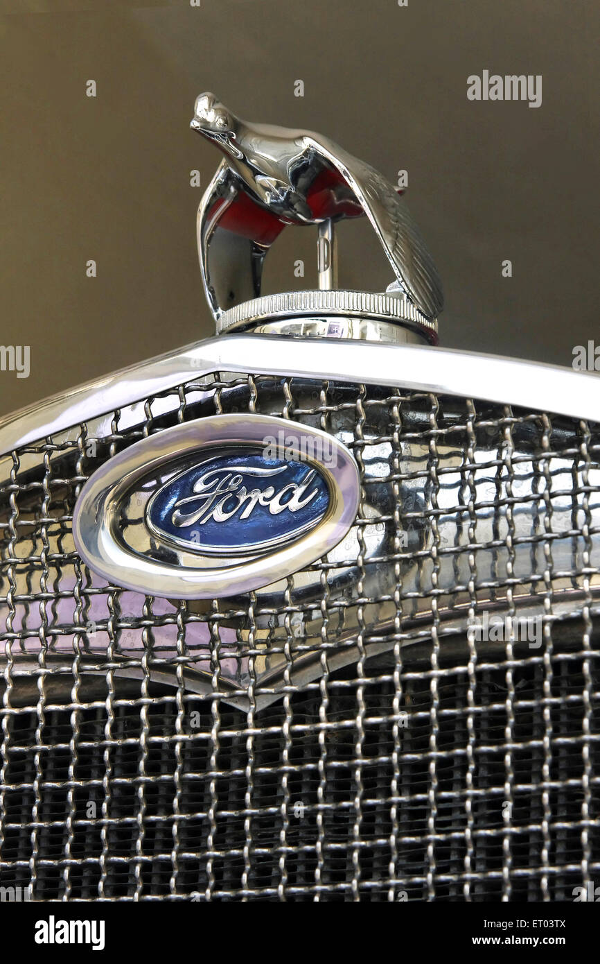 Old Vintage Antique Classic Car Ford Convertible 1930 Four Cylinder Stock Photo Alamy