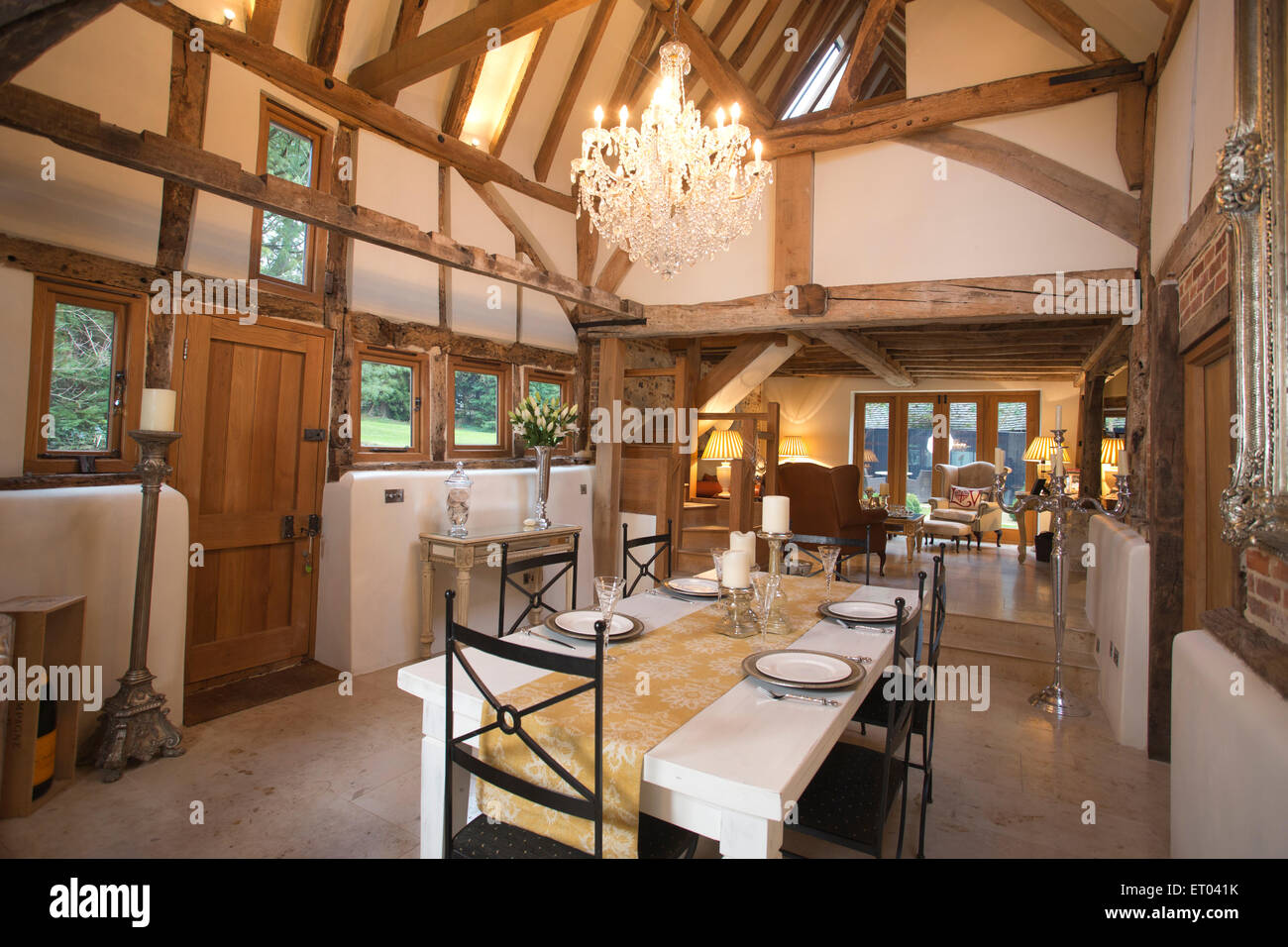 Garage Floor Plans With Apartments Interior Of Beautiful Barn Conversion In Wanborough