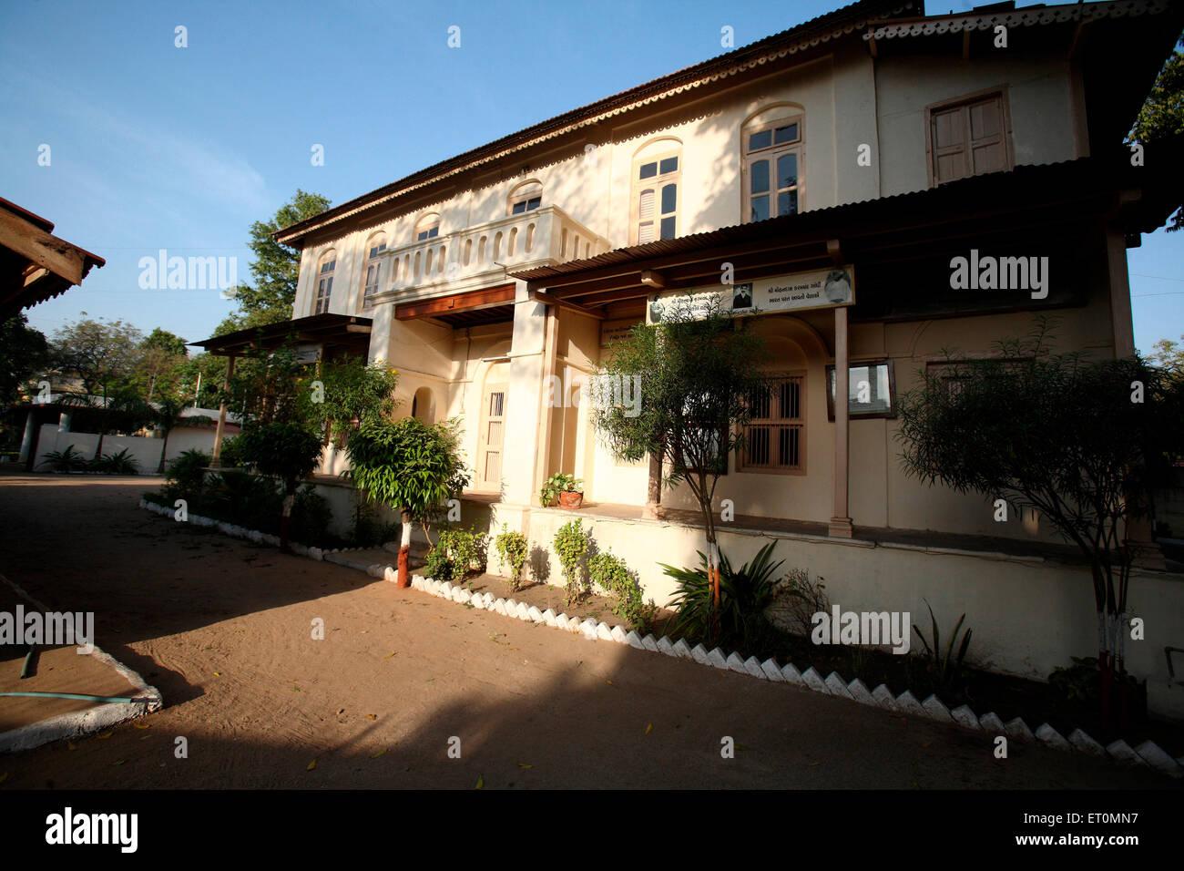 Satyagraha Ashram founded in 25 May 1915 at Kochrab ; Ahmedabad ; Gujarat ; India - Stock Image