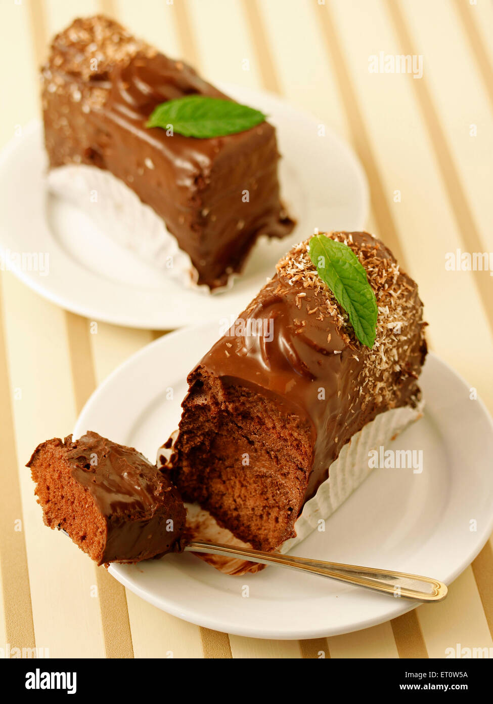 European Chocolate Sponge Cake