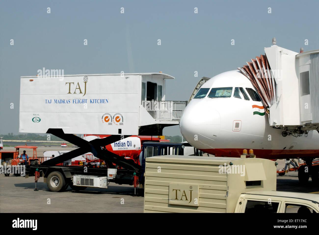 Airplane Kitchen Stock Photos & Airplane Kitchen Stock Images - Alamy