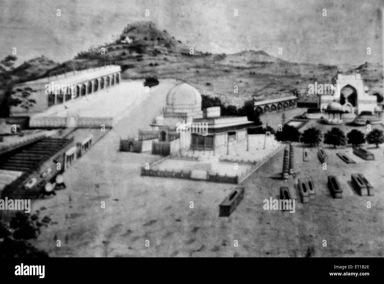 Old picture of dargah khwaja garib nawaz ajmer rajasthan india old picture of dargah khwaja garib nawaz ajmer rajasthan india thecheapjerseys Gallery