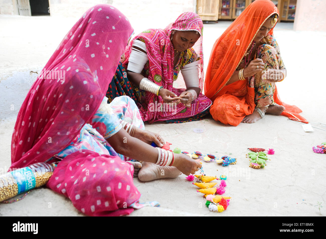 Rajasthan Handicrafts India Stock Photos Rajasthan Handicrafts