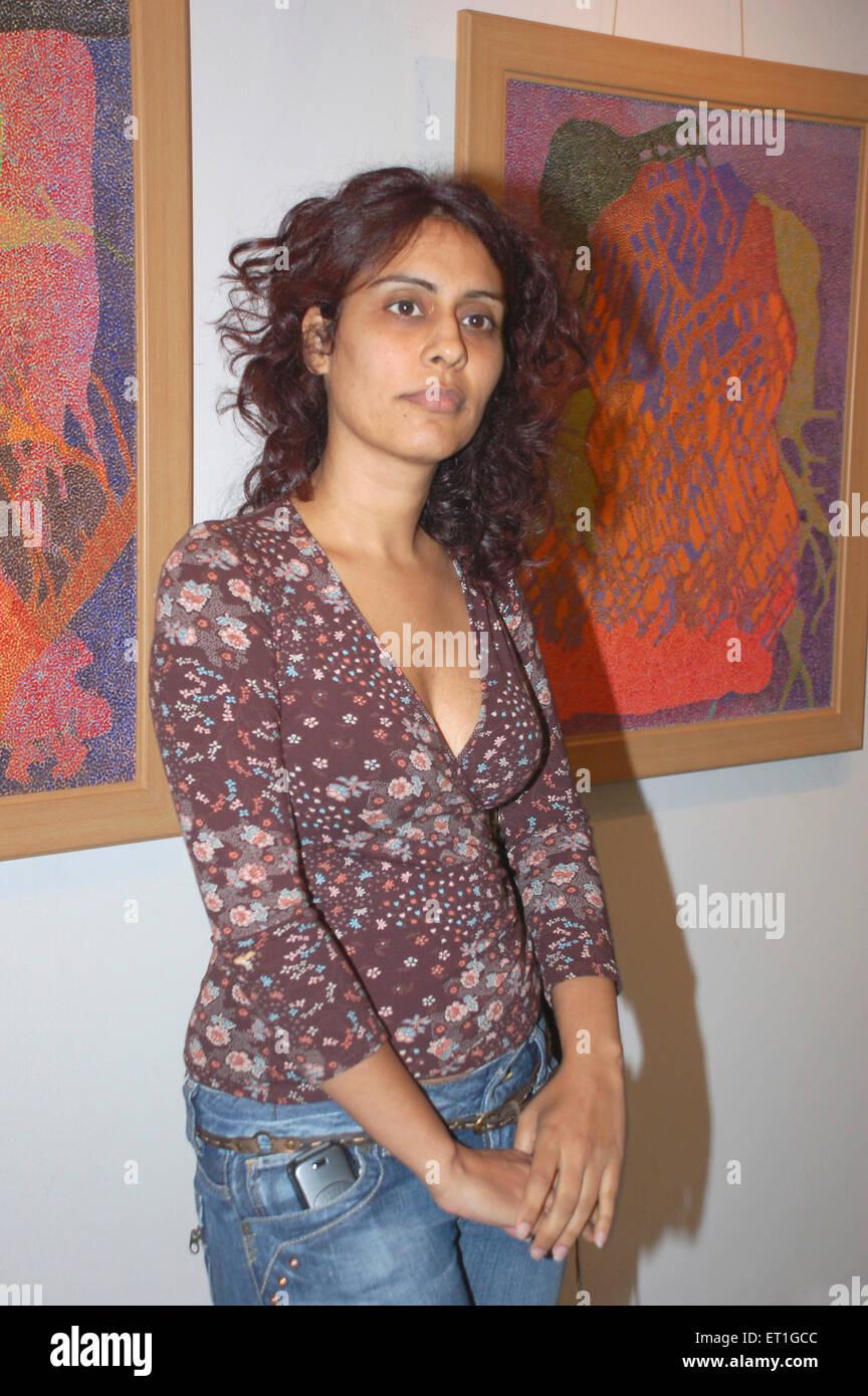 Film Director Shona ; India NO MR - Stock Image