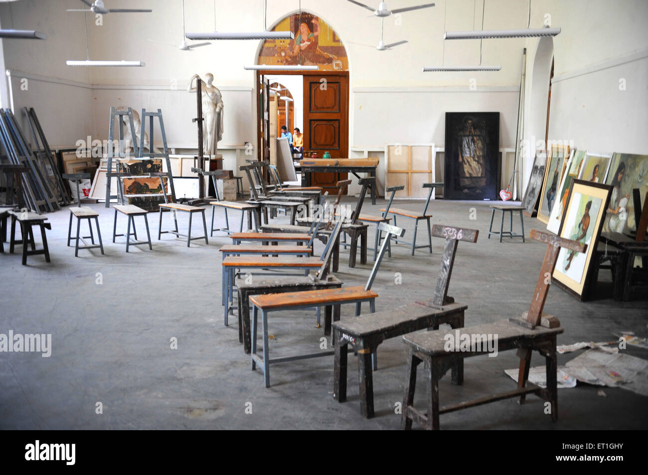 Art Classroom Asia High Resolution Stock Photography And Images Alamy