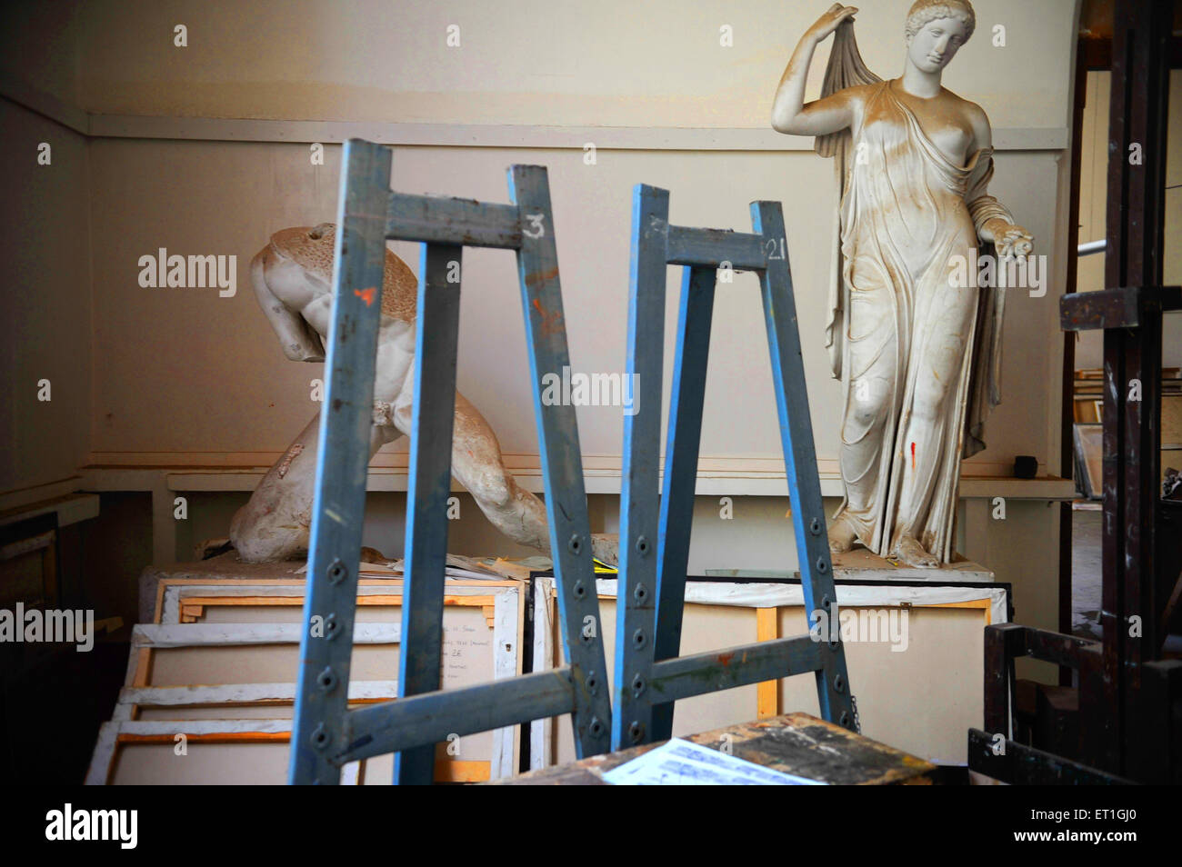 Sculpture Art School High Resolution Stock Photography And Images Alamy