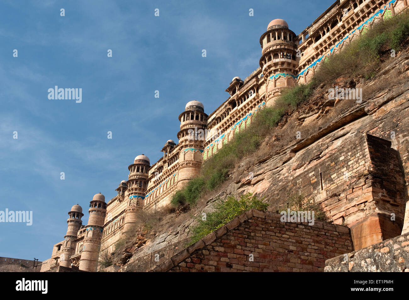 Gwalior Fort Stock Photos Gwalior Fort Stock Images Alamy