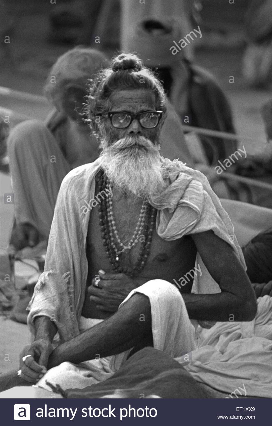 Sadhu NO MR - Stock Image