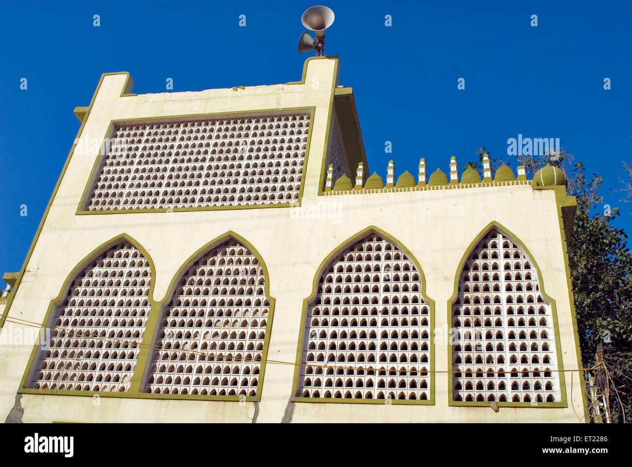 Masjid ; Bhuj ; Kutch ; Gujarat ; India - Stock Image