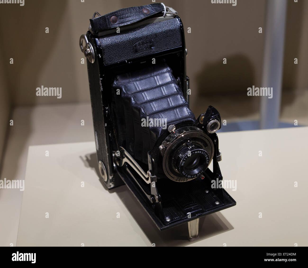 Vintage Zeiss Ikon Bob 510/2 Camera, circa 1936 - Stock Image