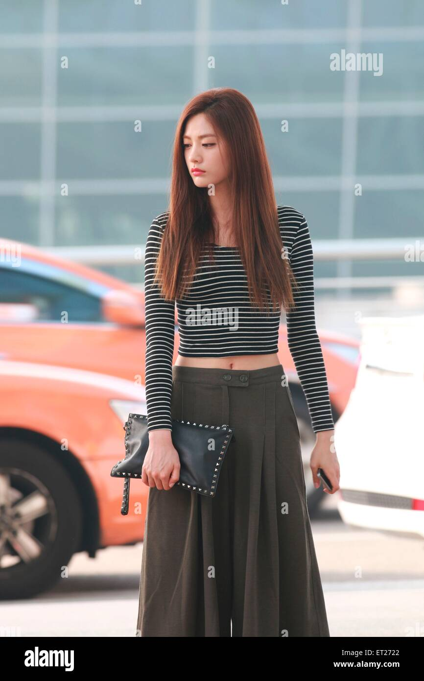 After School Nana Goes To China For Shooting Her New Movie