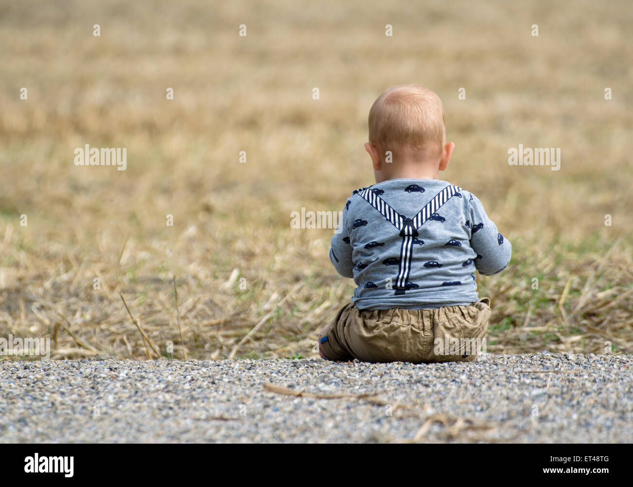 Baby sitting alone images — 2