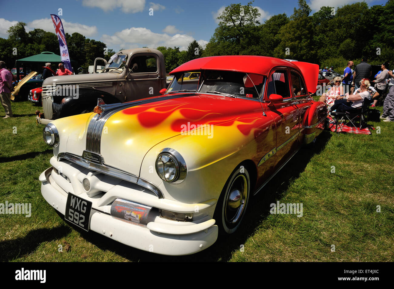 Vintage Rally Stock Photos & Vintage Rally Stock Images - Alamy
