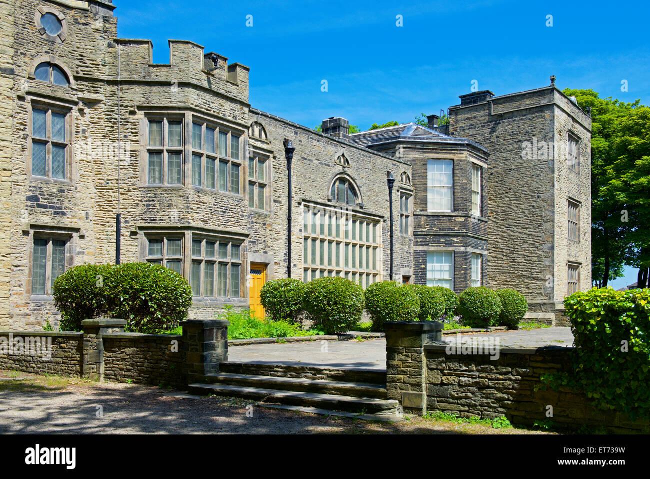 Bolling Hall, Bradford, West Yorkshire, England UK - Stock Image