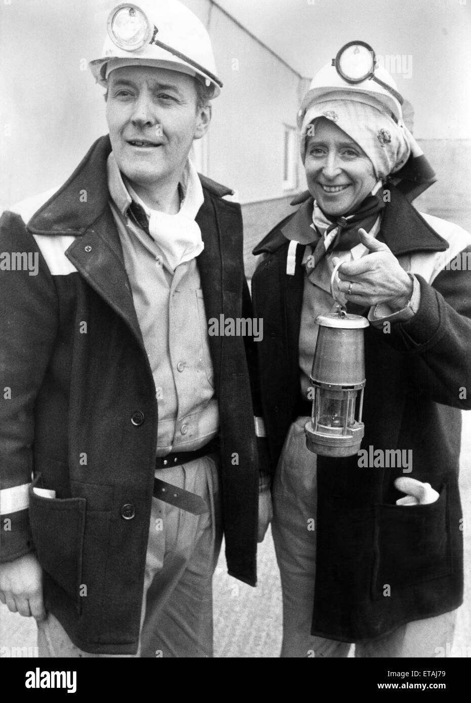 Tony Benn, was a British Labour Party politician who was a Member of Parliament (MP) for 50 years, died on 14 March - Stock Image
