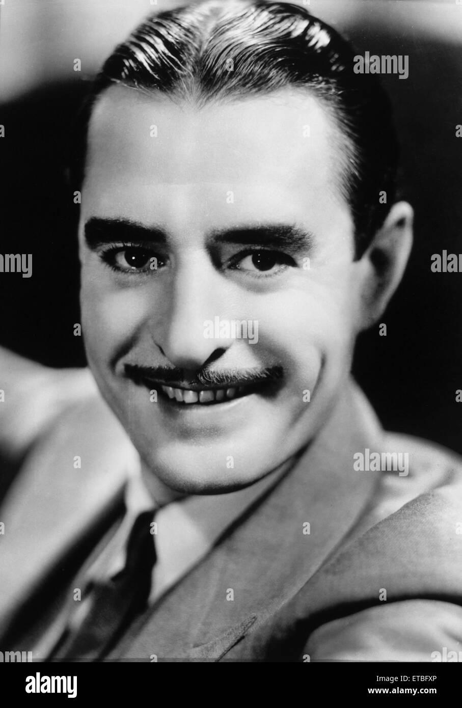 Actor John Gilbert, Portrait, circa 1930 - Stock Image