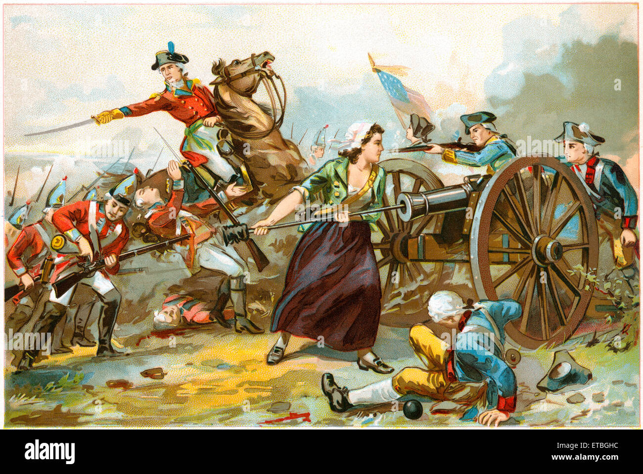 molly pitcher stock photos molly pitcher stock images alamy