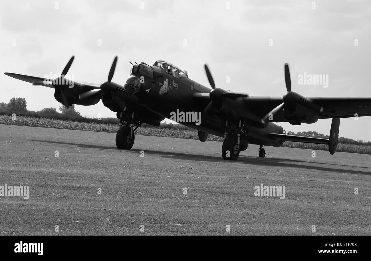 East Kirby Airfield East Kirby Spilsby Lincolnshire England GB UK 2014 - Stock Image
