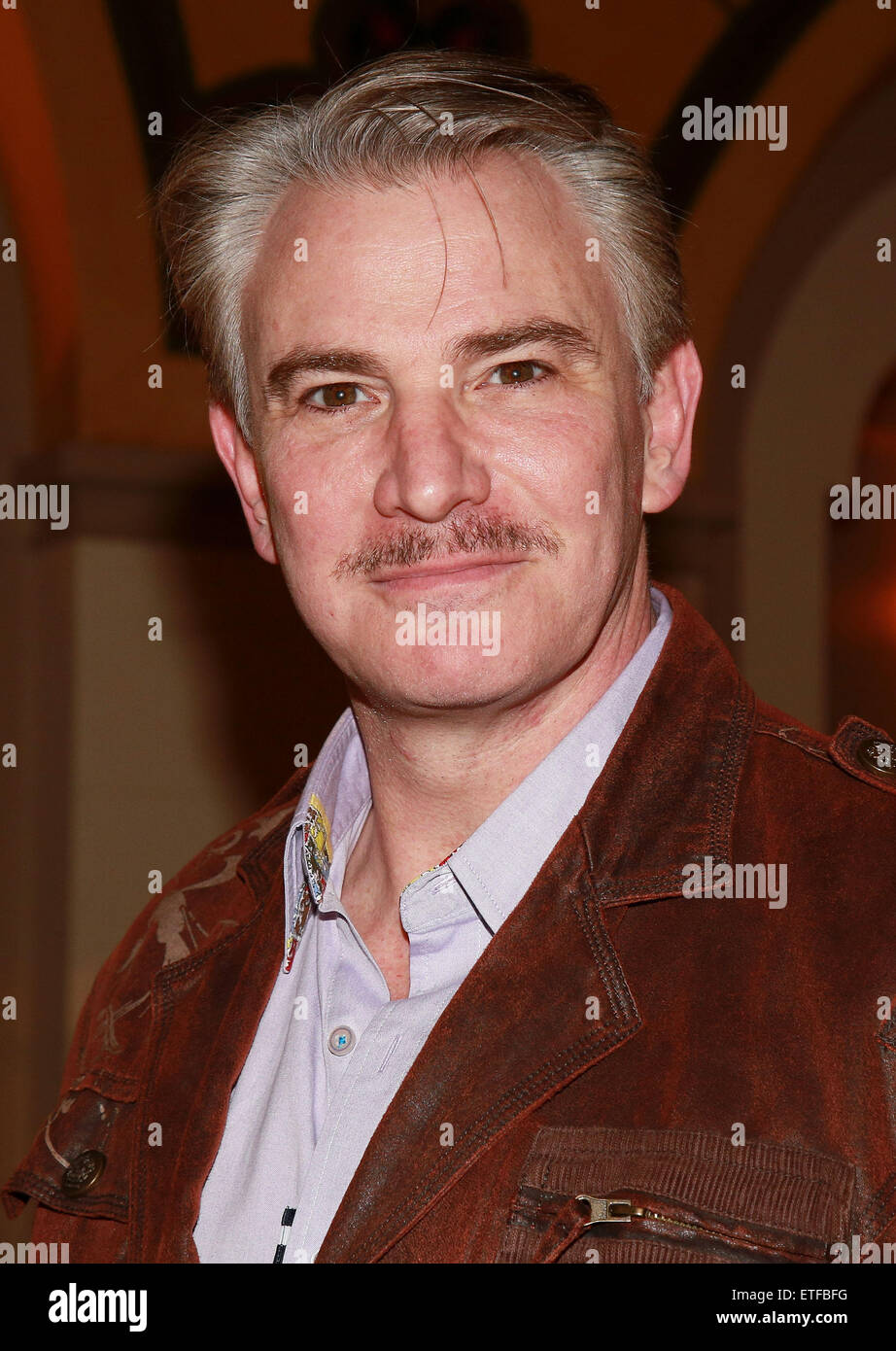 Closing night party for Encores! production of Lady Be Good at NY City Center.  Featuring: Douglas Sills Where: Stock Photo