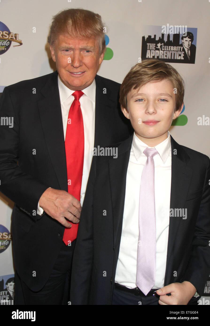 Barron Trump Stock Photos Amp Barron Trump Stock Images Alamy