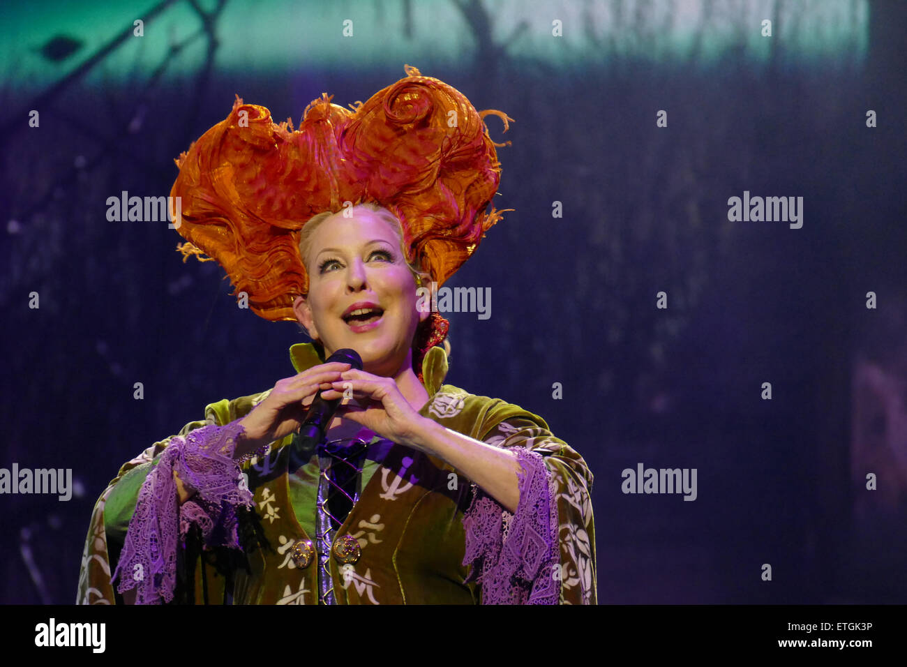 i put a spell on you bette midler