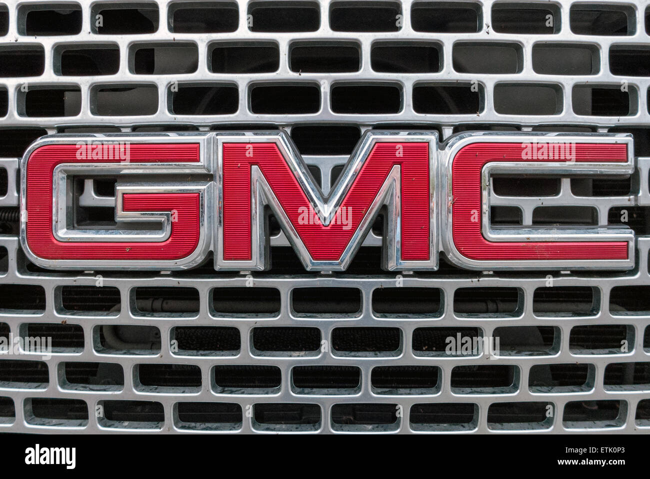 Gmc Logo Stock Photos & Gmc Logo Stock Images - Alamy