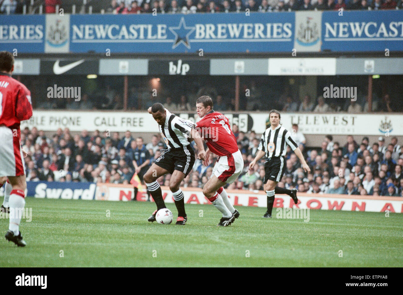 Gary Pallister Manchester United Stock S & Gary