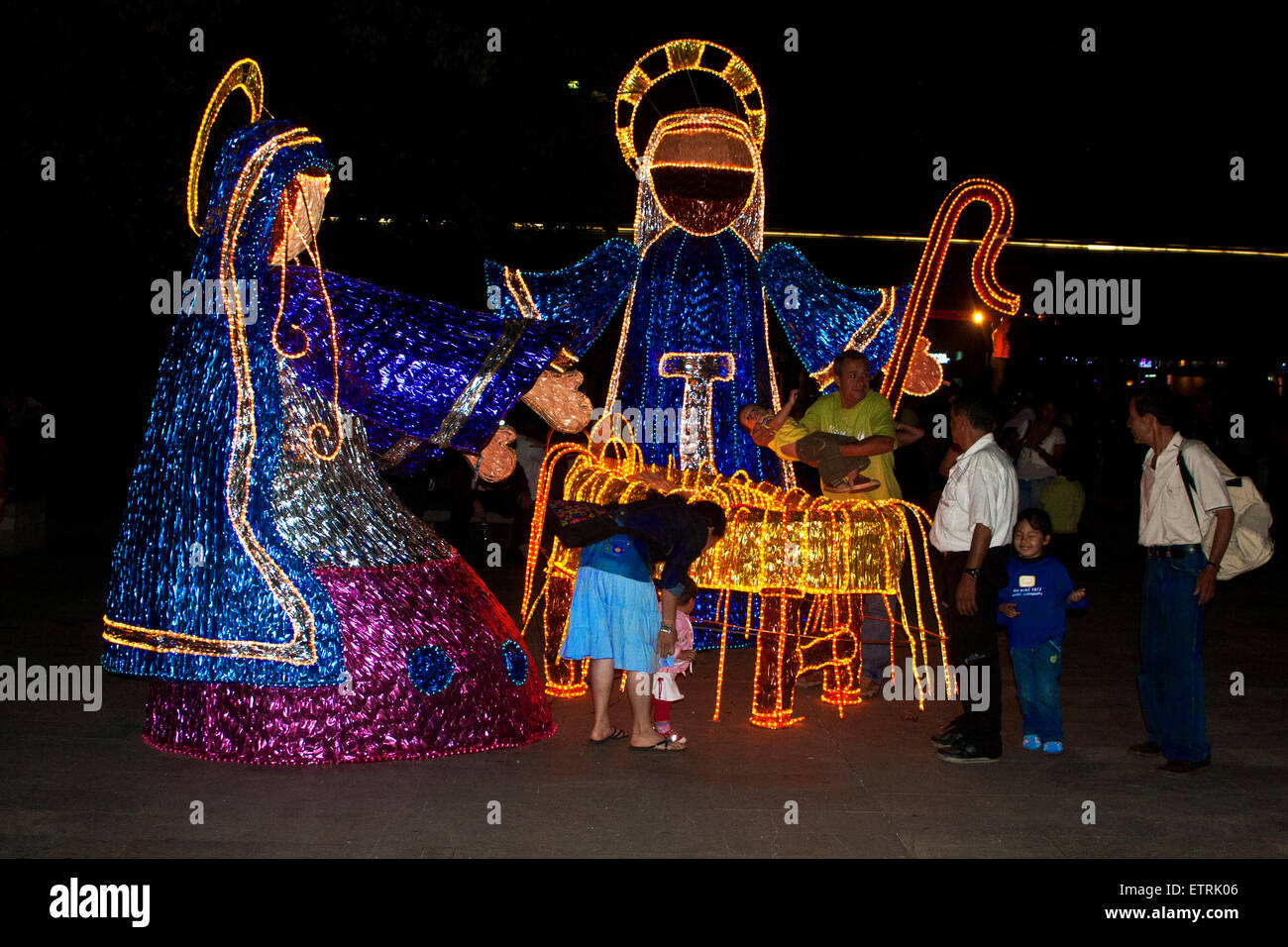 Medellin, Colombia, Colombia, Medellin, Festival Of Lights, Source Of Light,
