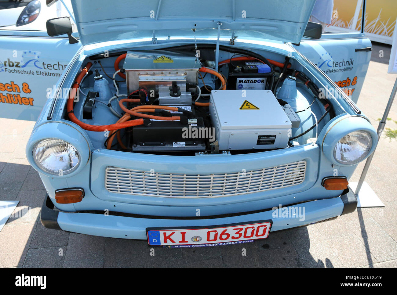 list germany electric motor in a trabant 601 stock photo. Black Bedroom Furniture Sets. Home Design Ideas