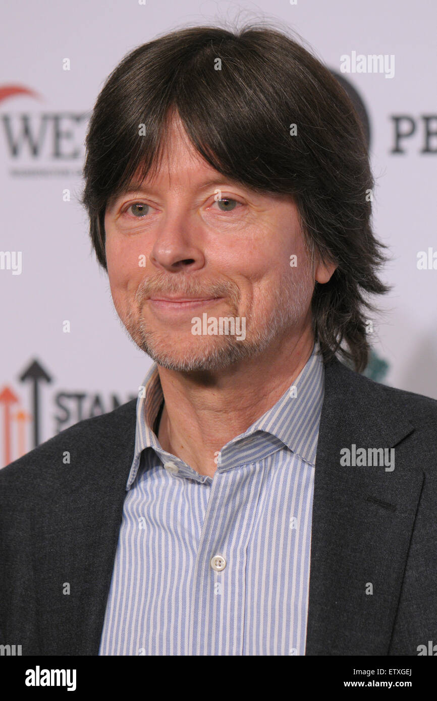 Cancer: The Emperor of All Maladies New York Screening - Red Carpet Arrivals  Featuring: Ken Burns Where: New York - Stock Image