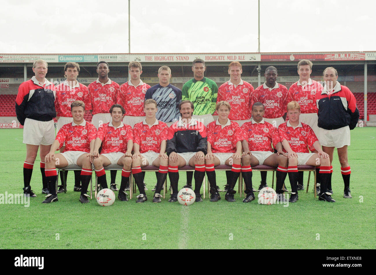 3ace0a679a7 Walsall Fc Stock Photos   Walsall Fc Stock Images - Alamy