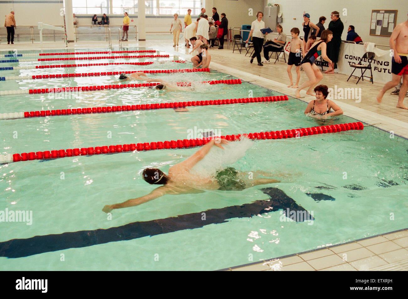 Swimming Pool Leisure Centre Indoor Stock Photos Swimming Pool Leisure Centre Indoor Stock