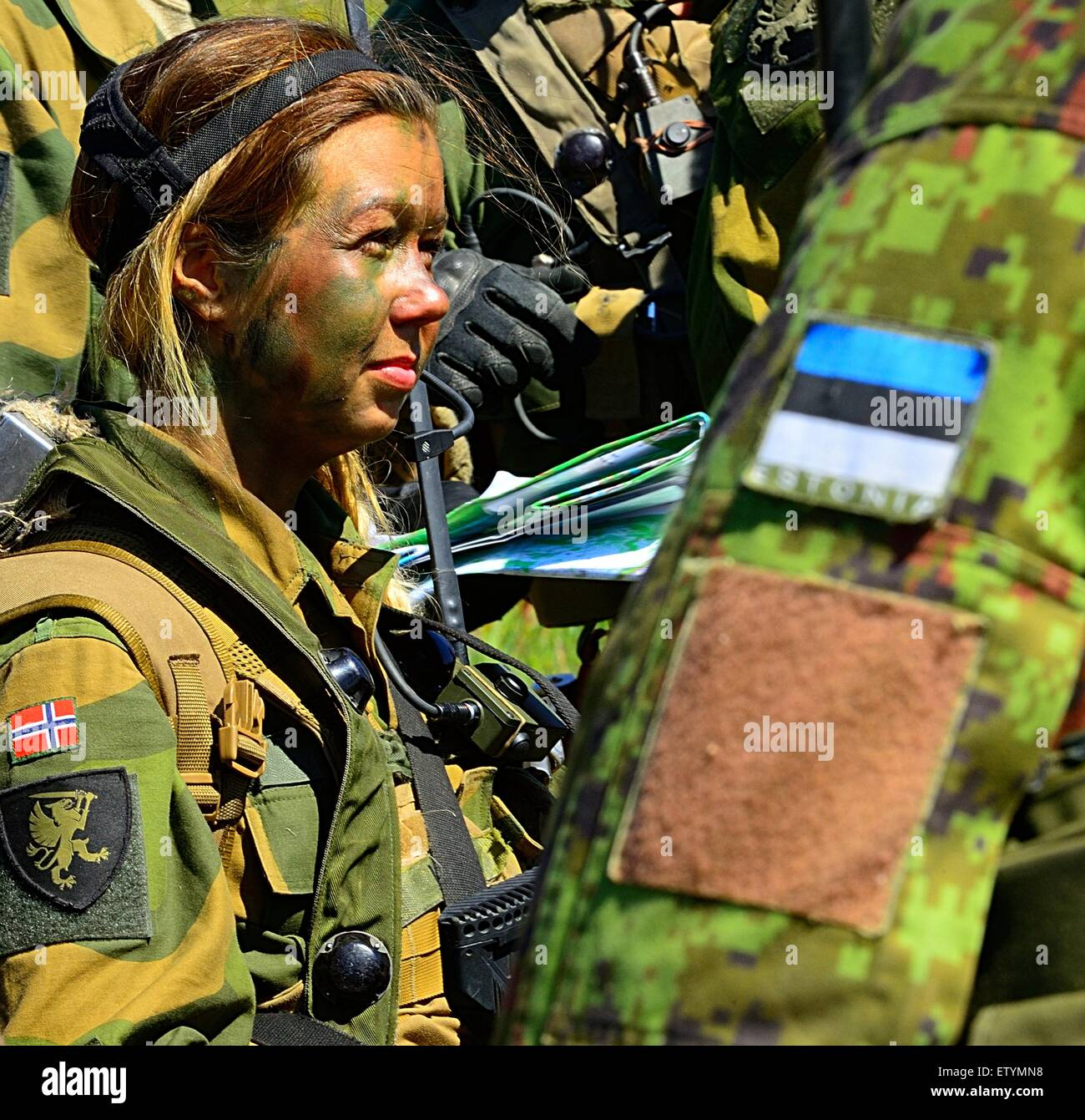Norwegian Army High Resolution Stock Photography And Images Alamy