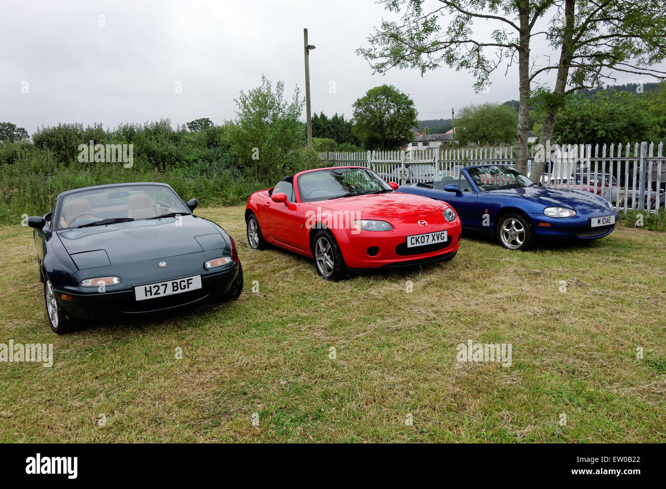 Mazda Eunos High Resolution Stock Photography And Images Alamy