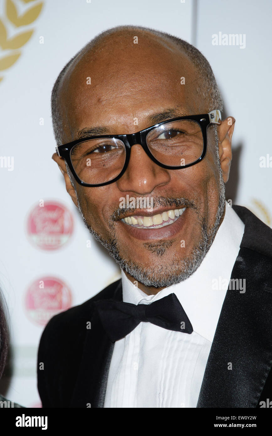 National Film Awards at Porchester Hall - Arrivals  Featuring: Danny John-Jules Where: London, United Kingdom When: - Stock Image