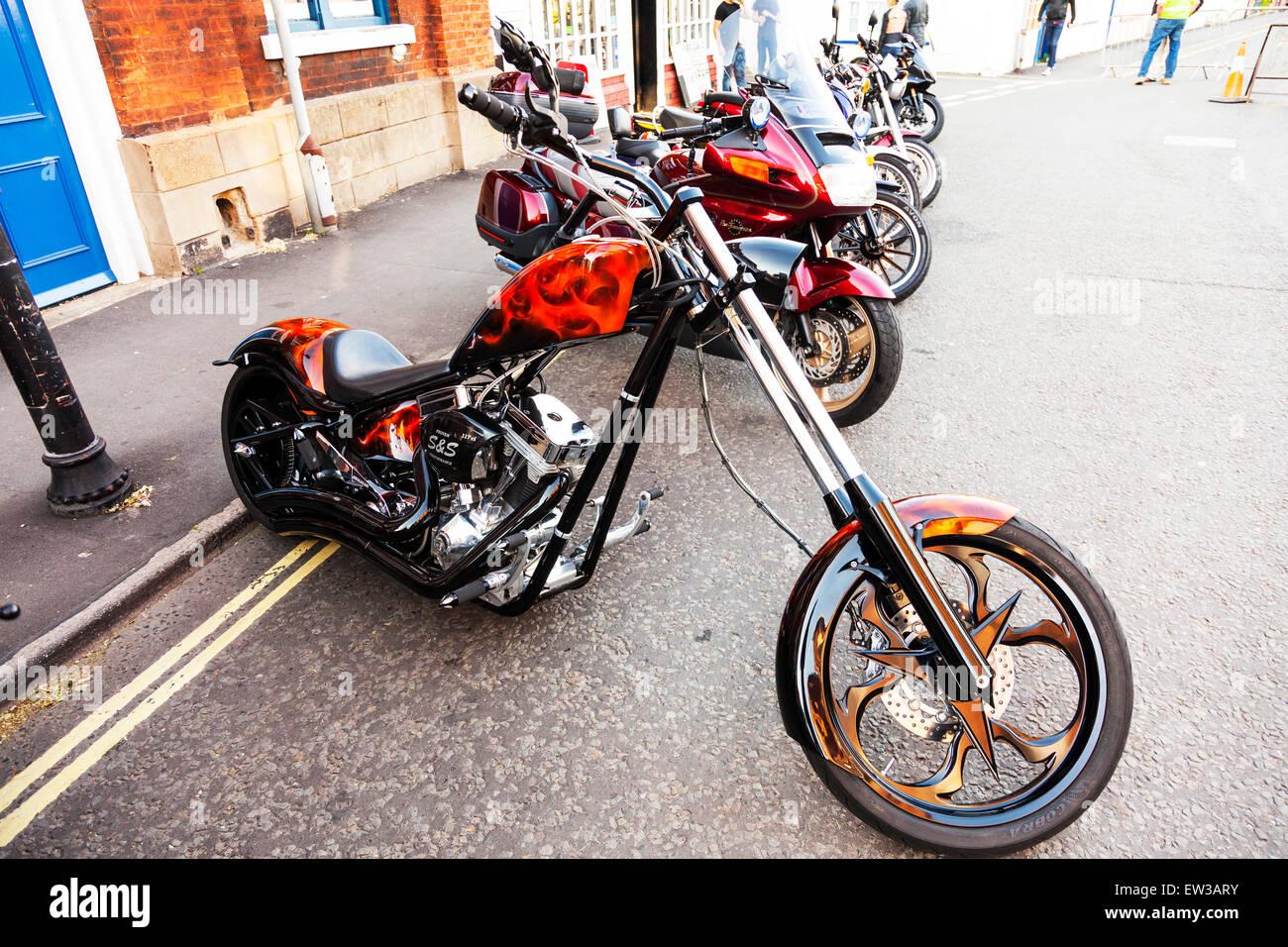 Chopper Bike Stock Photos & Chopper Bike Stock Images - Alamy