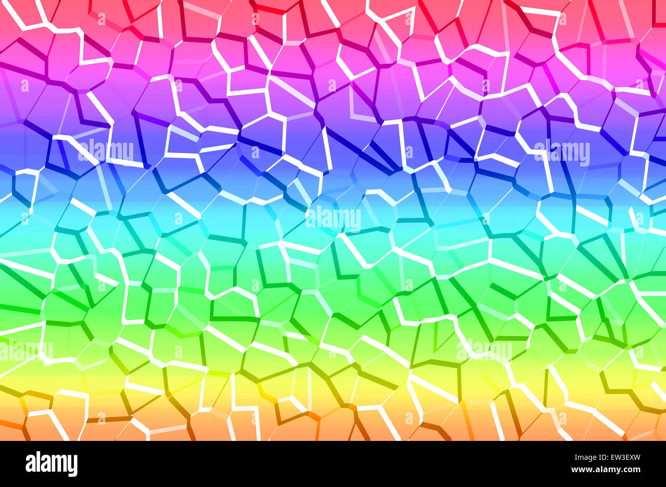 Abstract colors with motion blur - Stock Image